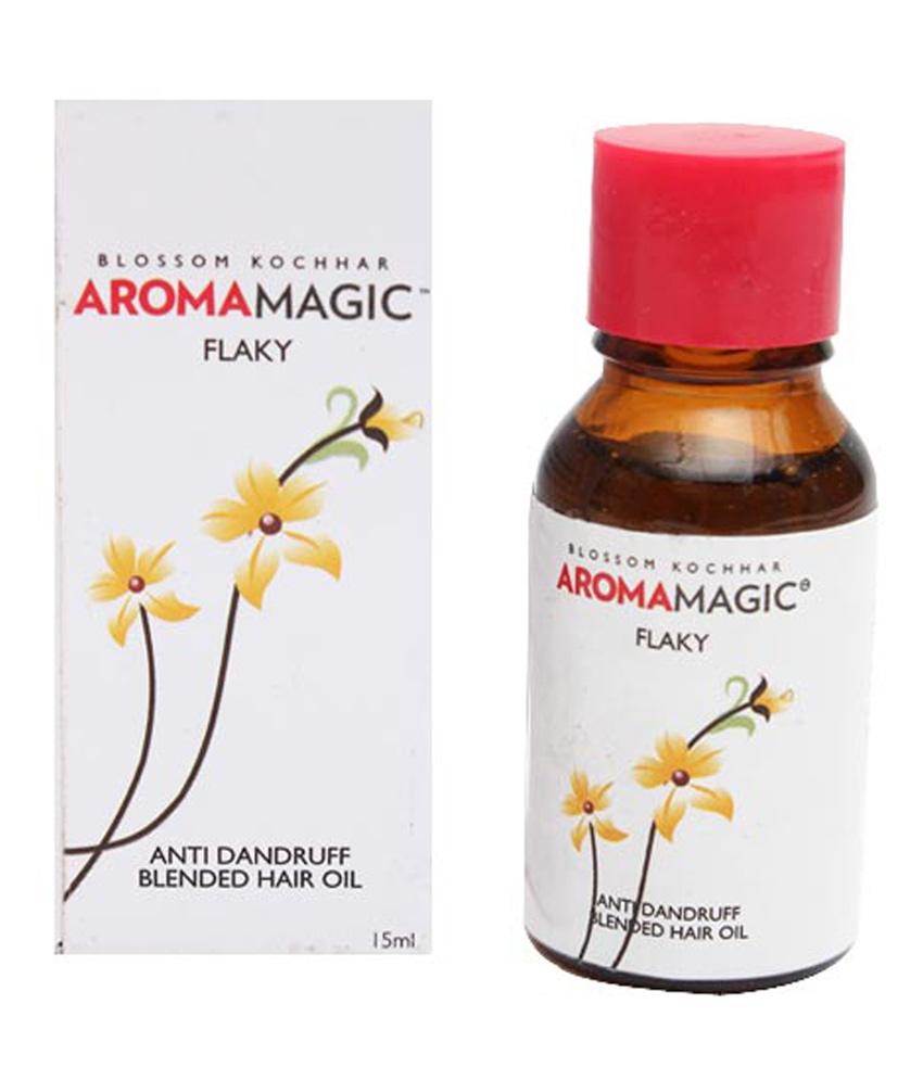 Aroma Magic Aromatherapy Flaky Anti Dandruff Oil Image