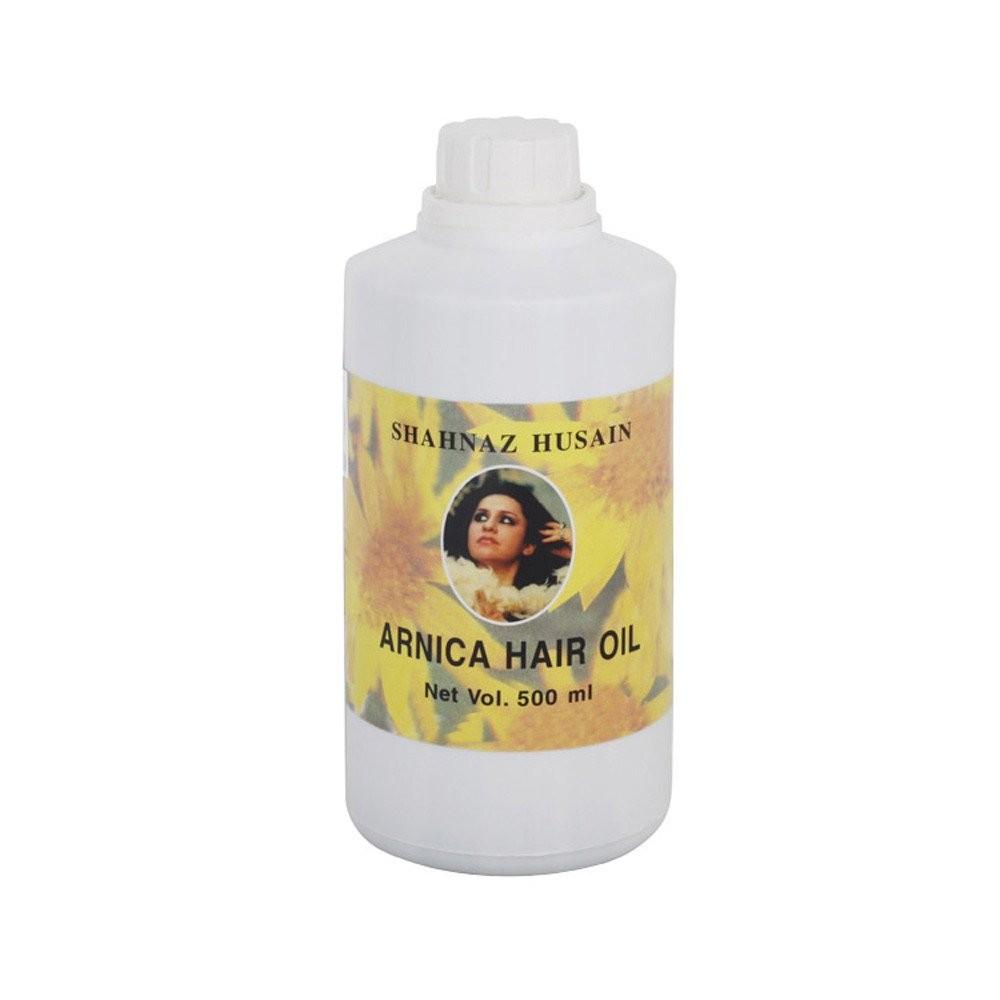 Shahnaz Husain Arnica Hair Oil Image