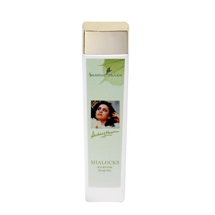 Shahnaz Husain Forever Hair oil Image