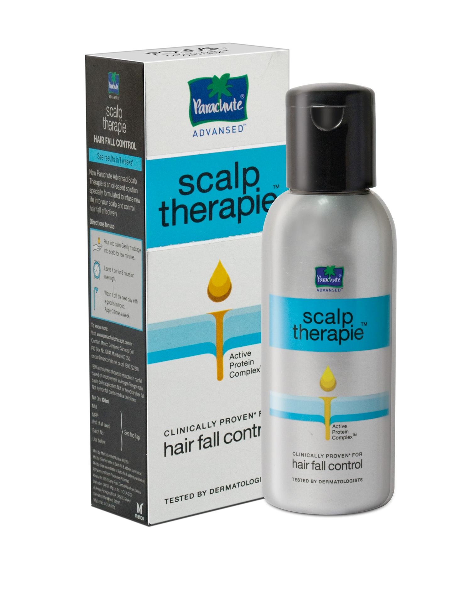 Parachute Advansed Scalp Therapie Hair Fall Control Oil