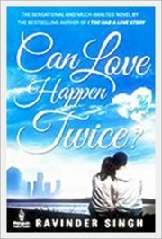 Can Love Happen Twice? - Ravinder Singh Image
