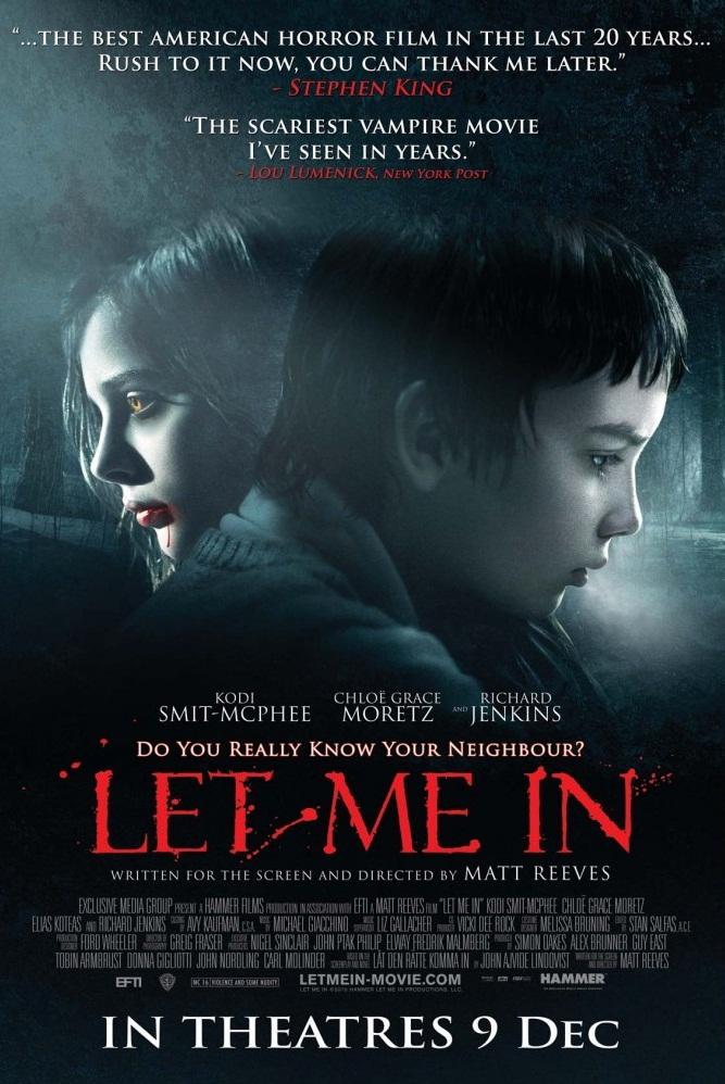 Let Me In Movie Image