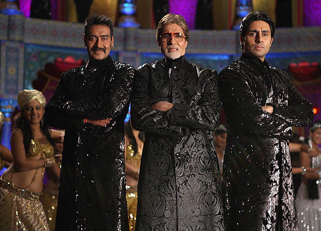 Bol Bachchan Songs Image