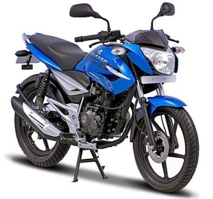 Bajaj XCD 125cc DTSSi Image