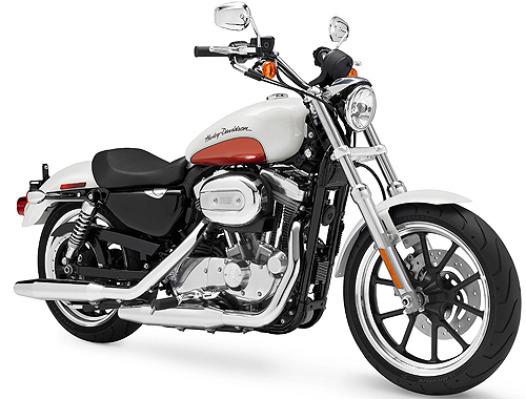 Harley Davidson SuperLow XL883L Image