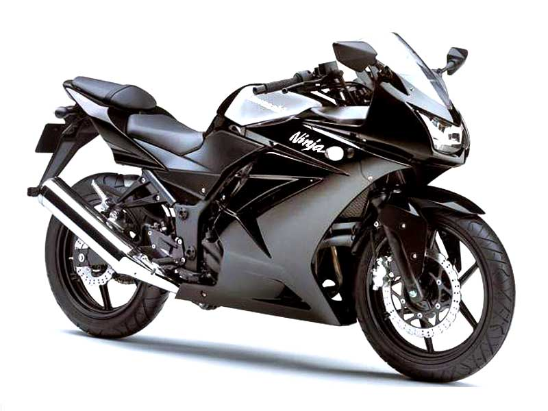 KAWASAKI NINJA 250R Reviews, Price, Specifications, Mileage ...