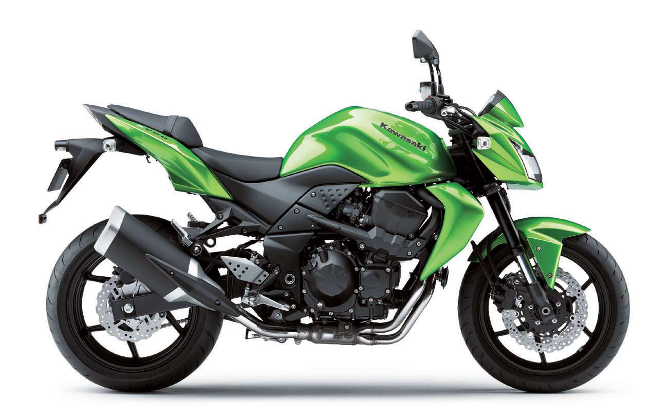 Kawasaki Z 750R Image