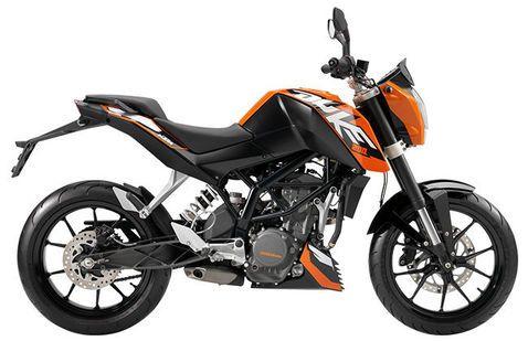 KTM Duke 200 Image