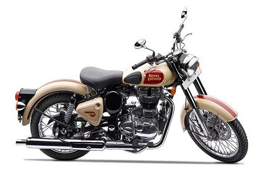 Royal Enfield Bullet Classic 500 Image
