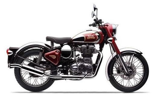 Royal Enfield Classic Chrome Image