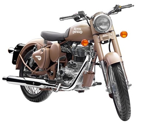Royal Enfield Classic Military Image
