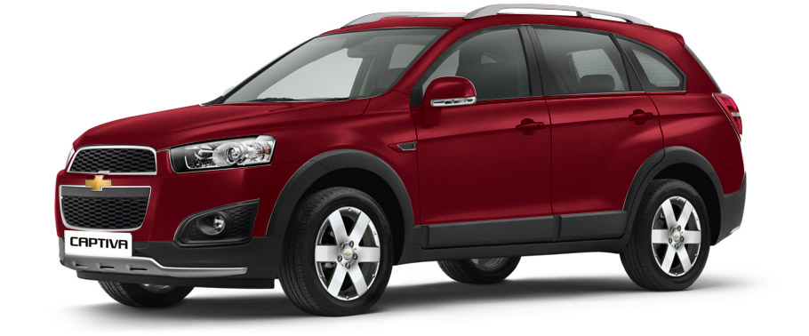 Chevrolet Captiva Xtreme Reviews Price Specifications Mileage