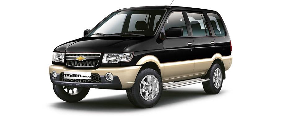 Chevrolet Tavera Neo 3 10 Seats Bs Iii Reviews Price