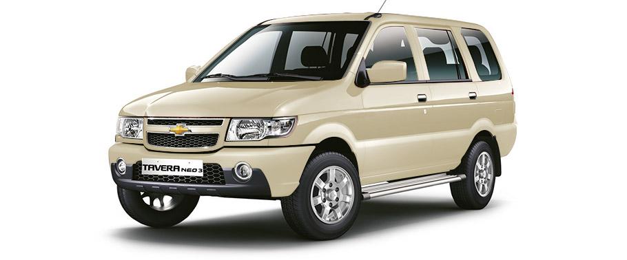 Chevrolet Tavera Neo 3 Max 10 Seats Bs Iv Reviews Price