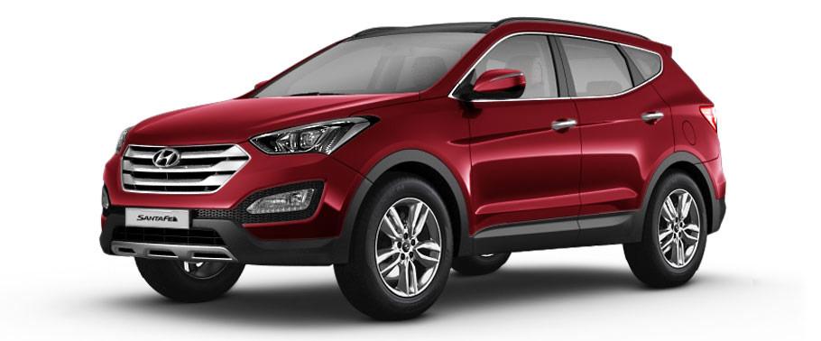 Hyundai Santa Fe 4 WD MT Image