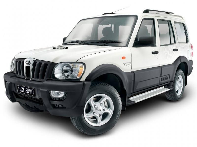 Mahindra Scorpio Car Prices In Chandigarh