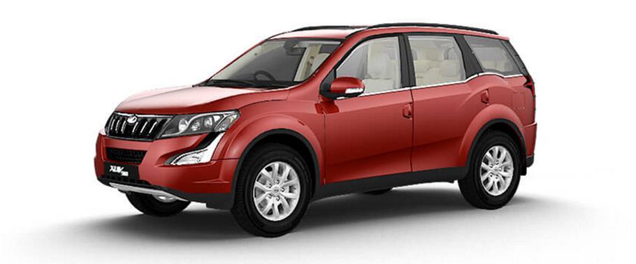 Mahindra XUV500 W8 AWD Image