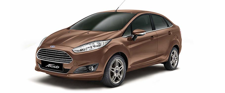 Ford Fiesta Titanium+ Petrol Image
