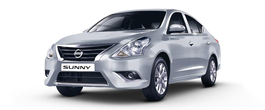Nissan Sunny XV Diesel Image