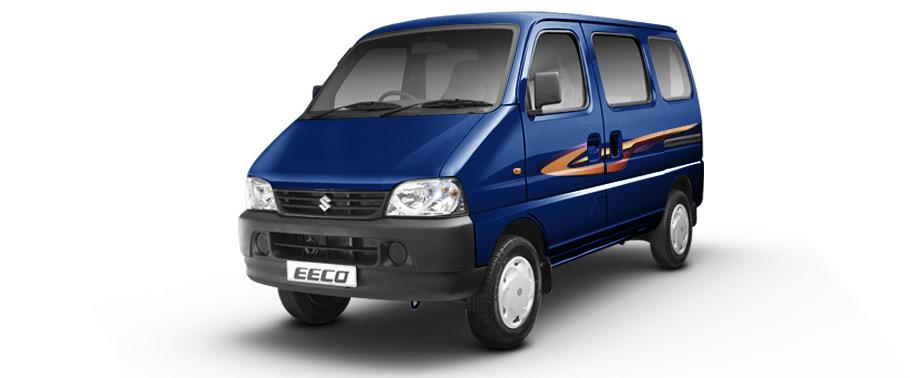Maruti Suzuki Eeco 5 STR WITH HTR CNG Image