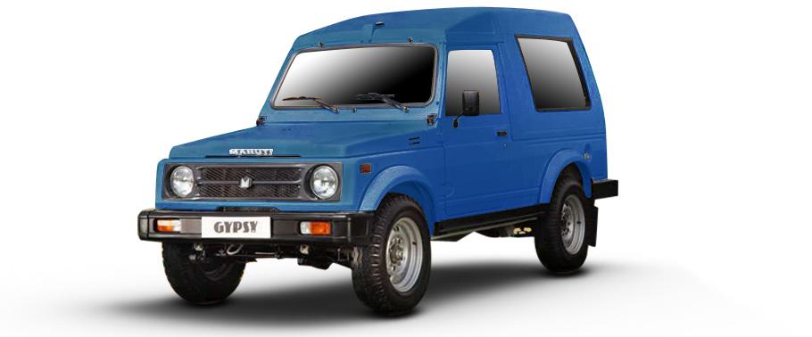 Maruti Suzuki Gypsy King HT BS-IV Image