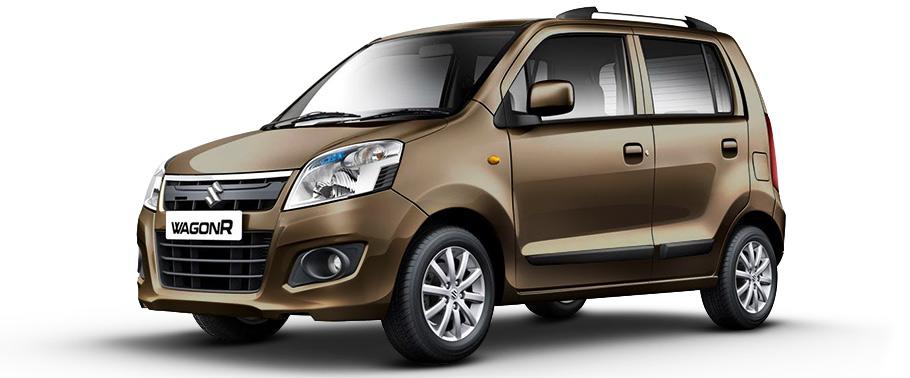 Maruti Suzuki Wagon R 1.0 LX Image