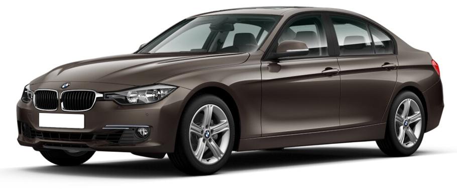 BMW 3-Series 320d Luxury Line Image