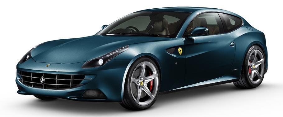 Ferrari FF Image