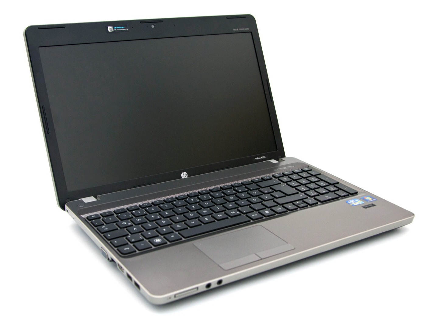 Notebook HP Probook 4530s: characteristics, comparison with peers and reviews of performance 35