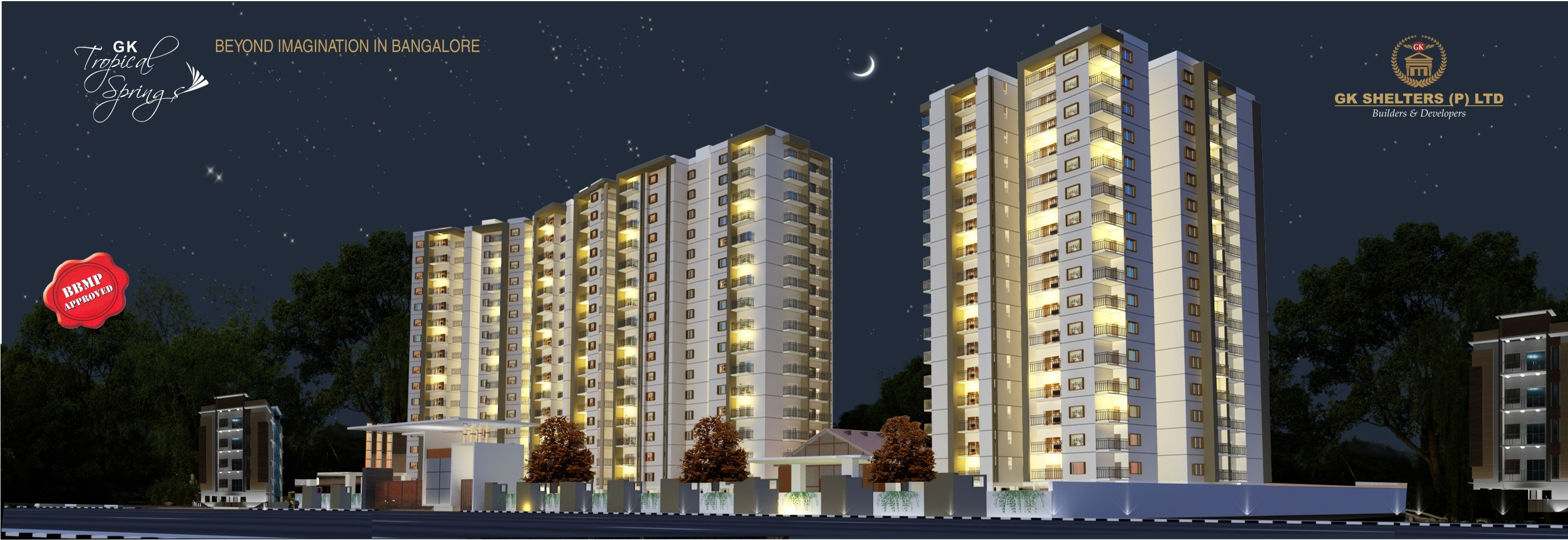GK Shelters Private Limited - Bangalore Image