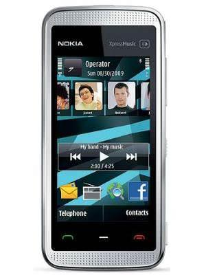 Nokia 5530 Xpress Music Image