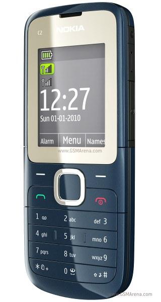 Nokia C2 00 Image