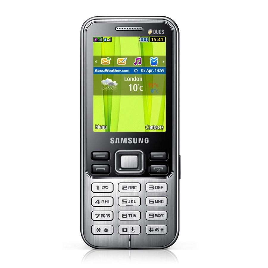 Samsung C3322 Image