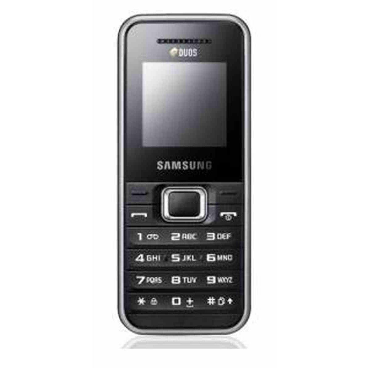 Samsung E1182 Image
