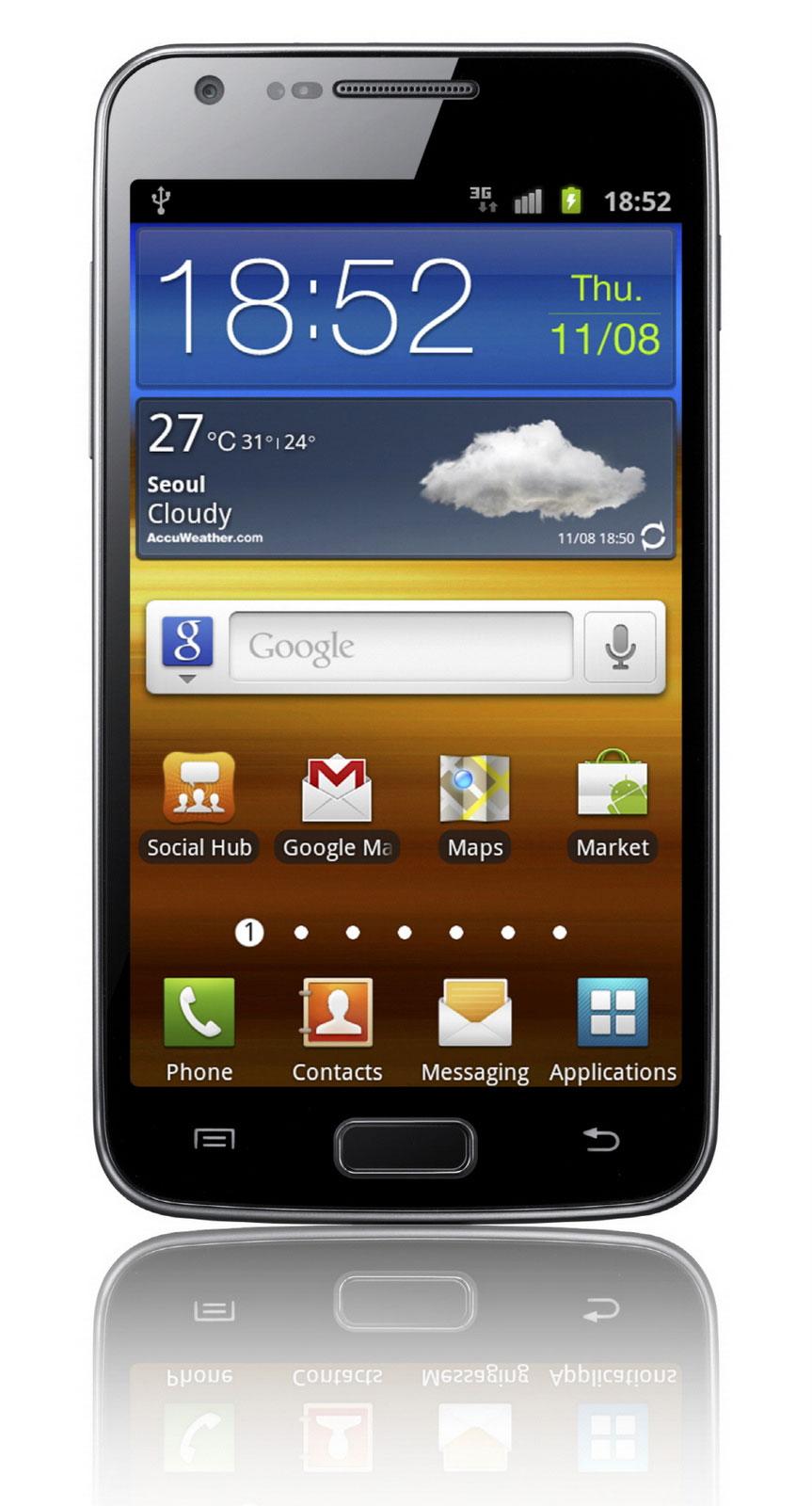 Samsung Galaxy S II HD LTE Image