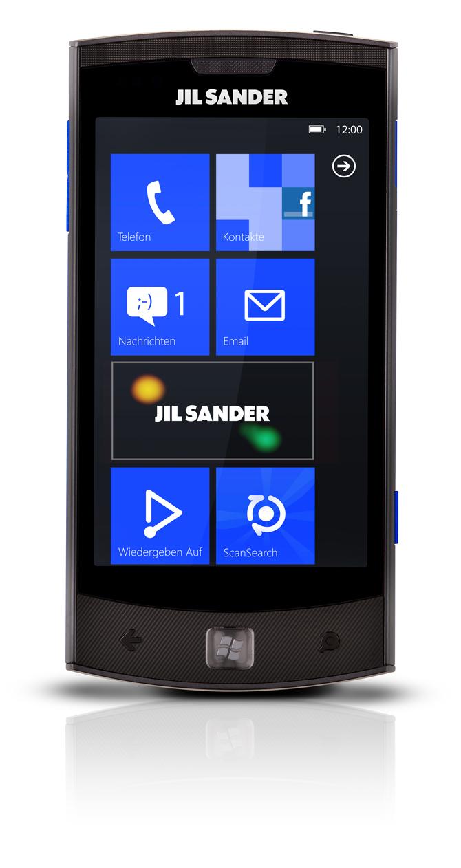 LG Jil Sander Mobile Image