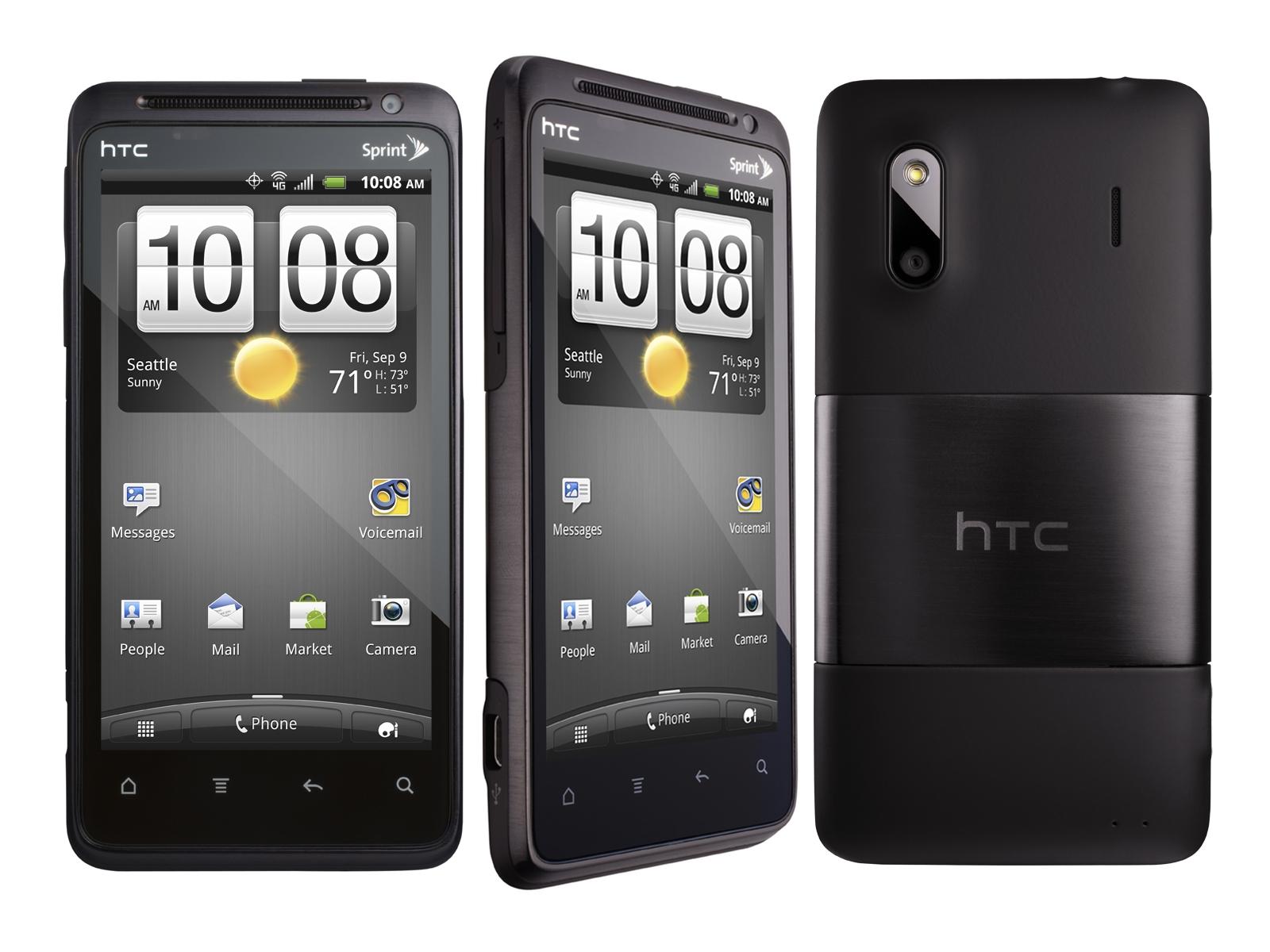 HTC EVO Design 4G Image
