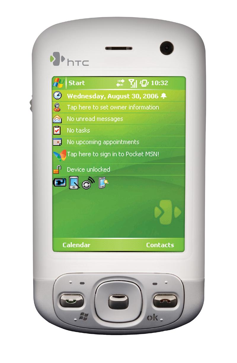 HTC P3600 Image
