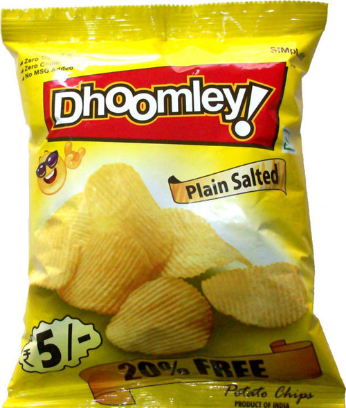Dhoomley Potato Chips Image