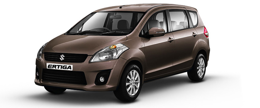 Maruti Suzuki Ertiga Top Model Price In India