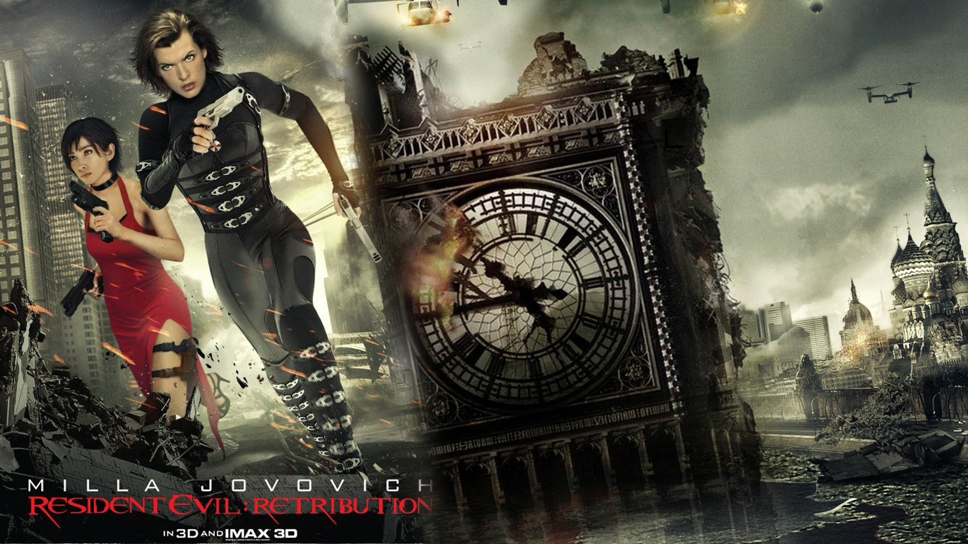 Resident Evil 5 Movie Trailers Photos And Wallpapers Mouthshut Com