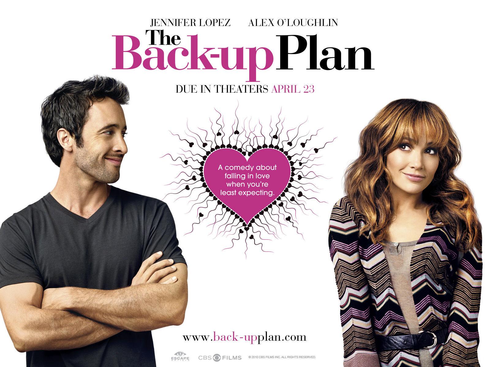 The Backup Plan Movie Image