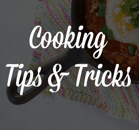 Cooking Tips Image