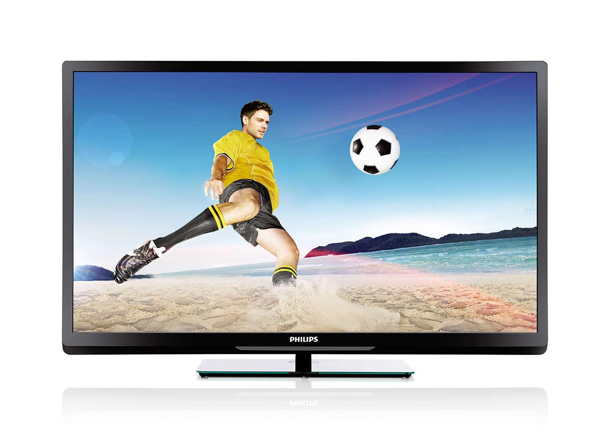 Philips LCD HD 4000 Series 24PFL4505 Image