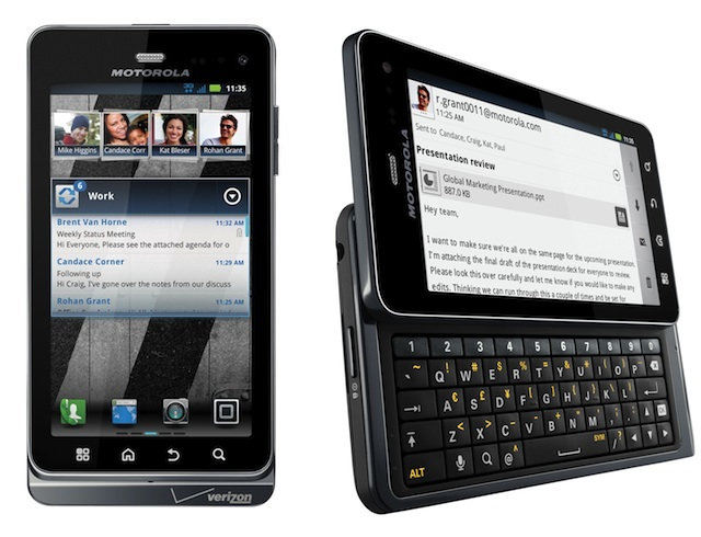 Motorola DROID 3 Image