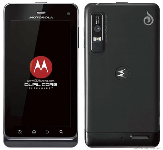 Motorola Milestone XT883 Image
