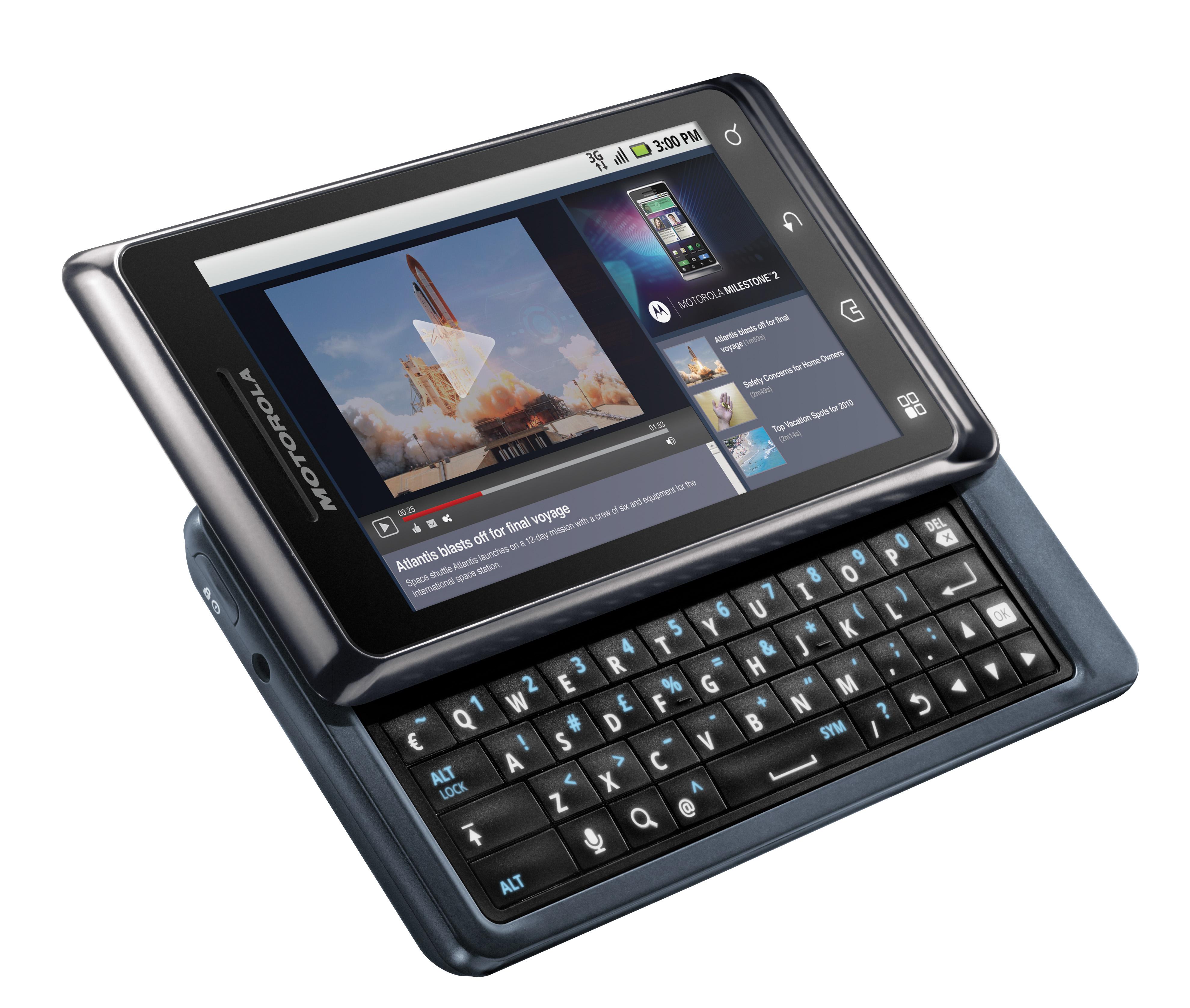 Motorola MOTO MT716 Image