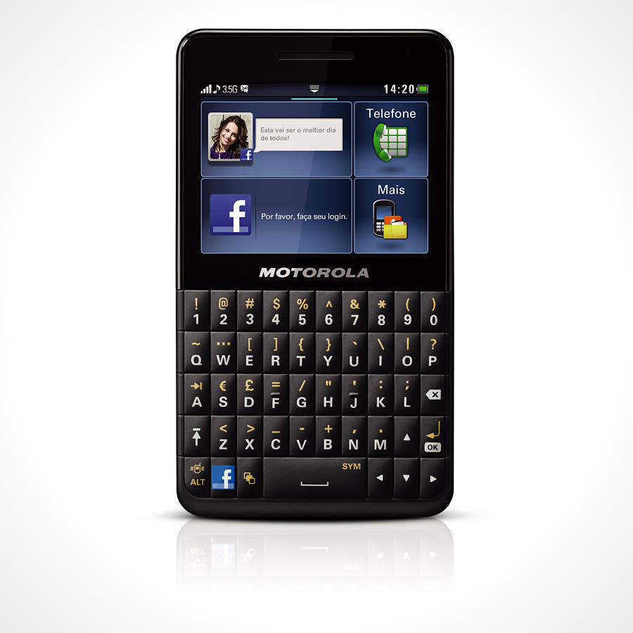 Motorola Motokey Social Image