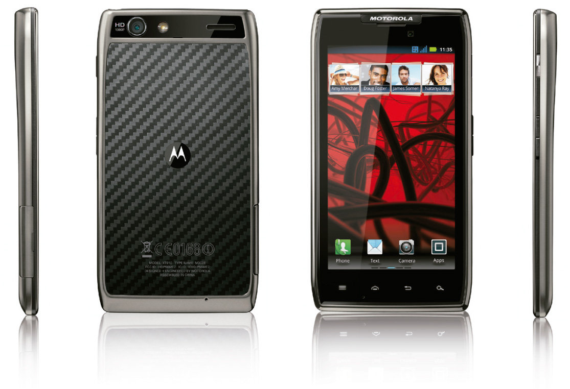 Motorola RAZR MAXX Image
