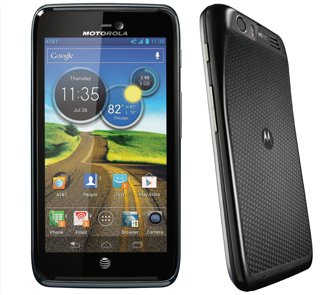 Motorola XT810 Image